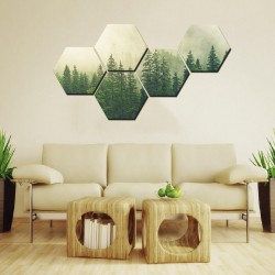 Set hexagonal Brazi