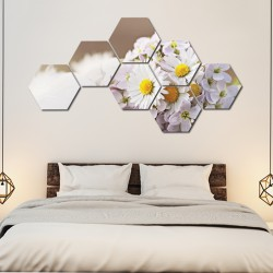 Set hexagonal Margarete